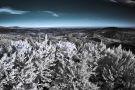 Podzim v Českém ráji pod infračervenou rouškou